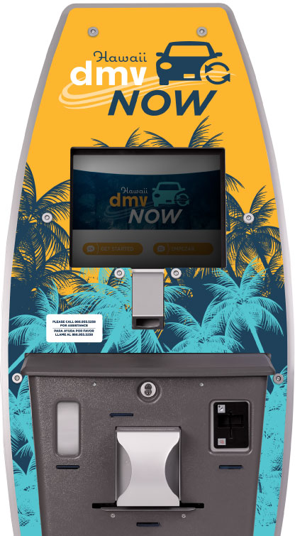 Hawaii-DMV-Now-kiosk used to renew registration in grocery stores