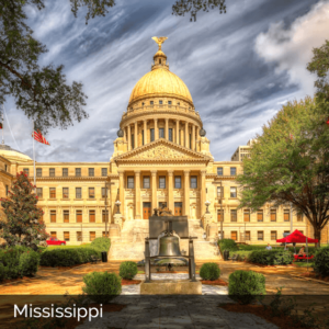 Mississippi government building
